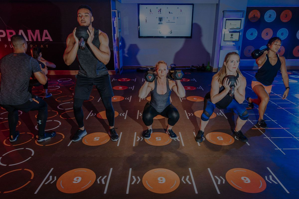 GROUP TRAINING GOES FROM STRENGTH TO STRENGTH