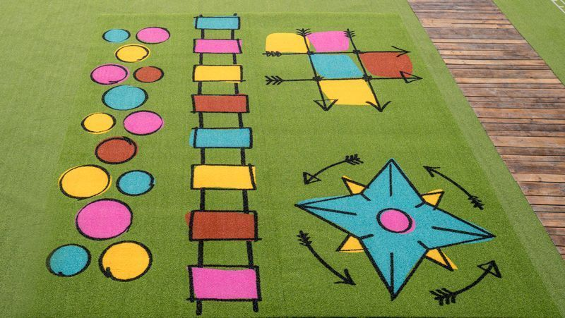 flooring for play areas
