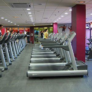 FLOORING FOR CARDIO & CYCLING