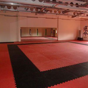 TATAMI FLOORING FOR MARTIAL ARTS