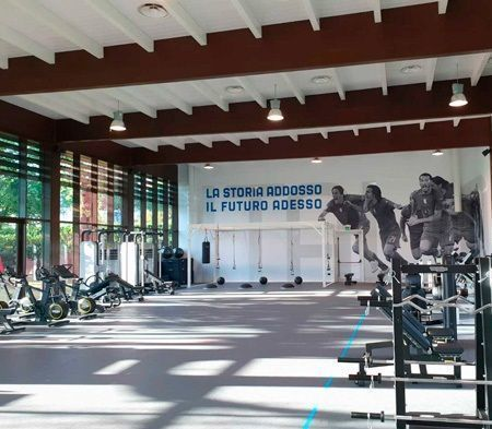 THE ITALIAN NATIONAL FOOTBALL TEAM PLACES ITS BET ON PAVIGYM