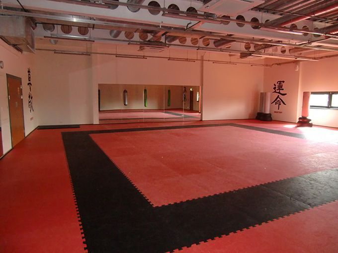The best Tatami floor for martial arts