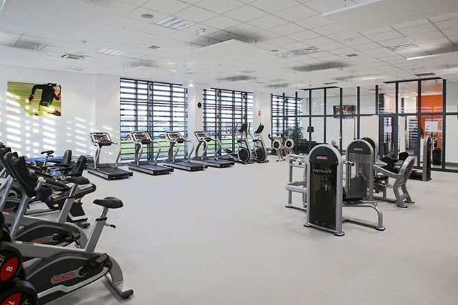 New protocol for the cleaning and disinfection of gyms