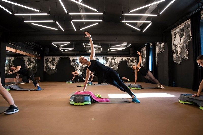 The importance of air quality in your hygienic gym