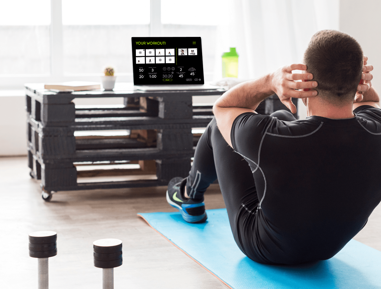 How home fitness can maximise your gym's revenue