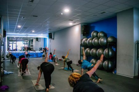 gym retention group-X activities