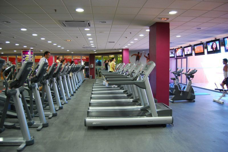 Guide to choosing the right flooring for cardio and indoor cycling areas